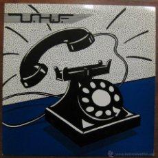 Disques de vinyle: UHF - MOGOLLON - 1981 - MINI LP 4 CANCIONES. Lote 46695079