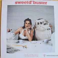 Discos de vinilo: LP - SWEETD' BUSTER - FRICTION (HOLLAND, ARIOLA RECORDS 1978). Lote 46696631