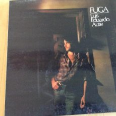 Discos de vinilo: LUIS EDUARDO AUTE FUGA GATEFOLD. Lote 46699184