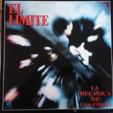 Discos de vinilo: EL LIMITE - LA MECANICA DE LAS COSAS . LP . 1991 FONOMUSIC - 89.2970 . Lote 46708167