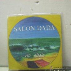 Discos de vinilo: SALON DADA - RIO ABAJO / EL INSTINTO - SOCIEDAD FONOGRAFICA ASTURIANA 1986. Lote 46708242