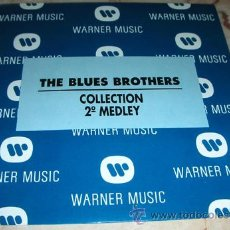 Disques de vinyle: BLUES BROTHERS - COLLECTION MEDLEY 2 - SINGLE PROMO. Lote 46712096