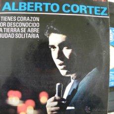 Discos de vinilo: ALBERTO CORTEZ -EP 1964. Lote 46716004