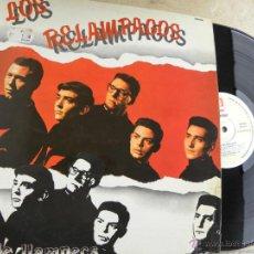 Discos de vinilo: LOS RELAMPAGOS -NIT DE LLAMPECS -LP 1986. Lote 46716727