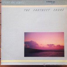 Discos de vinilo: LENNY MAC DOWELL - THE FARTHEST SHORE . LP . 1986 BIBER RECORDS GERMANY - BI 6280 . Lote 46720134