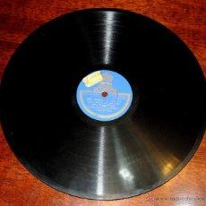 Discos de vinilo: NIÑA DE LA PUEBLA, ODEON 183.618, ACOMPAÑAMIENTO DE GUITARRA M. DE BADAJOZ,CAMPANILLEROS Y MILONGA, . Lote 46722589