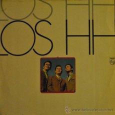 Discos de vinilo: LOS H H - YO SOY EL MAR Y TU ERES LA PLAYA - LP RARO DE VINILO DE 1969. Lote 46723669