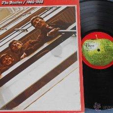 Discos de vinilo: THE BEATLES 1962 / 1966 DOBLE LP EDICIÓN AÑO 1973. Lote 46726262