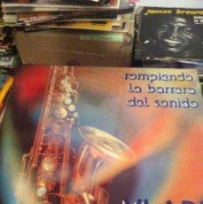 Discos de vinilo: VLADY BAS / ROMPIENDO LA BARRERA DEL SONIDO / ACCION 1973. Lote 46737728