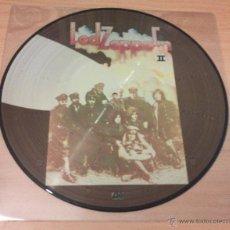 Discos de vinilo: LED ZEPPELIN - LED ZEPPELIN II (LP PICTURE DISC) REEDICION. Lote 46747939