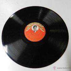 Discos de vinilo: DISCO DE PIZARRA DE CELIA GAMEZ, ED. COLUMBIA 18002, LA HECHICERA EN PALACIO / ESTUDIANTINA PORTUGUE. Lote 46751129