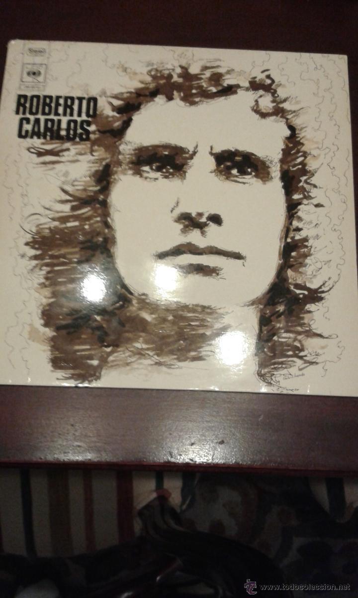 ROBERTO CARLOS EDITADO EN FRANCIA (Música - Discos - LP Vinilo - Grupos y Solistas de latinoamérica)