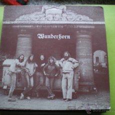 Discos de vinilo: WUNDERHORN VON FLUCHTENDEN UND LIEBENDEN LP CON ENCARTES. Lote 46761388