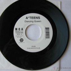 Discos de vinilo: A * TEENS. DANCING QUEEN/MAMMA MIA. SINGLE. 2000. M.C.A. MUSIC AMERICA. STOCKHOLM RECORDS.. Lote 46764006