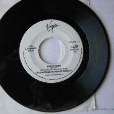 Discos de vinilo: BEN HARPER AND THE INNOCENT CRIMINALS. STEAL MY KISSES/BURN TO SHINE. SINGLE. 1999. VIRGIN.. Lote 46767540