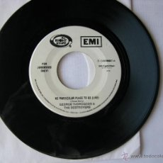 Discos de vinilo: GEORGE THOROGOOD AND THE DESTROYERS. NO PARTICULAR PLACE TO GO (LIVE)/JOHNNY B.GOODE (LIVE). SINGLE.. Lote 46768580