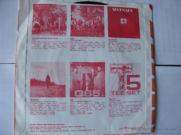 Discos de vinilo: MIGUEL RIOS. Sonnenschein Und RegenBogen/Jeder Tag Mit Dir. Single. Made in Holland.Hispavox HN 2142 - Foto 2 - 46774359