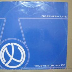 Disques de vinyle: NORTHERN LITE. TRUSTING BLIND EP. 1ST DECADE RECORDS 1ST01. GERMANY 2001. Lote 46774906
