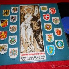 Discos de vinilo: CONJUNTOS FAMOSOS LP 1967 YALINA+KINITA+PACO RUANO+JUNIOR'S+INDONESIOS+SPRINTERS+UNISONOS+SPRINTERS. Lote 46780046