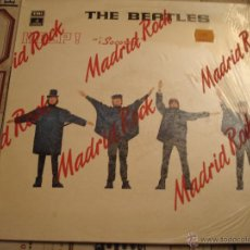 Discos de vinilo: THE BEATLES - HELP (1986 SPAIN). Lote 46785758