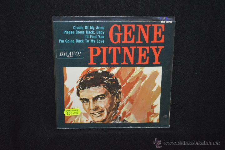 GENE PITNEY - CRADLE OF MY ARMS - EP (Música - Discos de Vinilo - EPs - Rock & Roll)