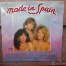 Discos de vinilo: MADE IN SPAIN - LP -. Lote 46789818