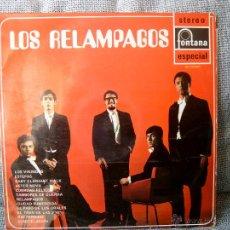 Discos de vinilo: LOS RELAMPAGOS FONTANA 1969. Lote 46790296