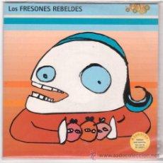 Discos de vinilo: EP FRESONES REBELDES - CREO QUE ME QUIERE/MI PRIMER AMOR..../SUBTERFUGE RECORDS 1998. Lote 46791053