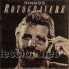 Discos de vinilo: RINGO STARR, ROTOGRAVURE, POLYDOR, 2302 040. Lote 46797116