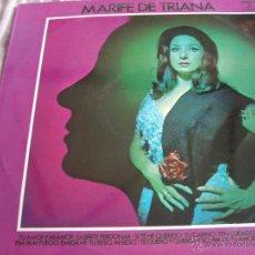 Discos de vinilo: MARIFE DE TRIANA-EDICION ORIG COLUMBIA 1971. Lote 46797366