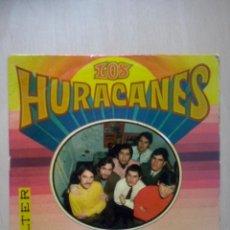 Discos de vinilo: LOS HURACANES - ME HACES MAL / ALGO POR NADA - EP BELTER 1969. Lote 46799079