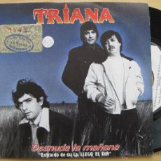 Discos de vinilo: TRIANA: DESNUDA LA MAÑANA / STORM, SMASH, MEDINA AZAHARA, TAPIMAN.... Lote 46799856