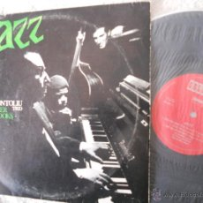 Discos de vinilo: TETE MONTOLIU TRIO JAZZ 1967-LP DE 10 PULGADAS DE ORLADOR. Lote 46833838