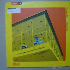 Disques de vinyle: TOKTOK VS, SOFFY O. , TOKTOK VS. SOFFY O. . TOKTOK RECORDS 02. DOBLE LP GERMANY 2002. Lote 46836107