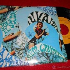 Discos de vinilo: IUKAIDI II ANEM GRUMET/BRAU MARINER/A LA VIA JO TREBALLO/JOHN EL SOLDAT EP 1967 ALS 4 VENTS CATALA . Lote 46836657