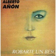 Discos de vinilo: AÑON - ROBARTE UN BESO (2 VERSIONES) - 1994. Lote 155069173