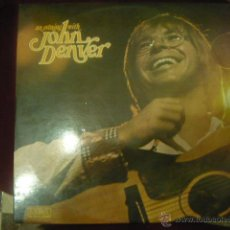 Discos de vinilo: JOHN DENVER - AN EVENING WITH JOHN DENVER 2LP. Lote 46856631