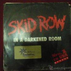 Discos de vinilo: SKID ROW - IN A DARWED ROOM. Lote 46861834