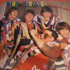Discos de vinilo: THE BEATLES TALK DOWNUNDER INTERVIEWS LP. Lote 46865269