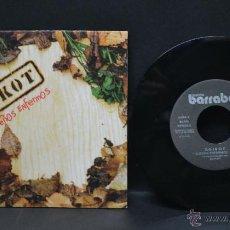Discos de vinilo: VINILO - BOIKOT - SUEÑOS ENFERMOS. Lote 46866334