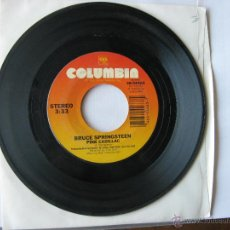 Discos de vinilo: BRUCE SPRINGSTEEN. DANCING IN THE DARK/PINK CADILLAC. 1984. COLUMBIA. 38-04463.. Lote 46873871