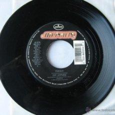 Discos de vinilo: DEF LEPPARD. TONIGHT/SHE'S TOO TOUGH. 1992. U.S.A. MERCURY. 862 016-7. Lote 46874037
