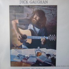 Discos de vinilo: DICK GAUGHAN – KIST O' GOLD. Lote 46880276