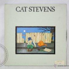 Discos de vinilo: DISCO LP VINILO - CAT STEVENS. TEASER AND THE FIRECAT - ISLAND ( SONIC, S.A. RECORDS) - ESPAÑA 1971. Lote 46888933