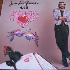 Discos de vinilo: JUAN LUIS GUERRA 4.40 - BACHATA ROSA - ARIOLA 1990. Lote 46888986