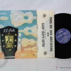 Discos de vinilo: DISCO LP VINILO - J. J. CALE - TROUBADOUR - MERCURY RECORDS - ESPAÑA 1982. Lote 46891164