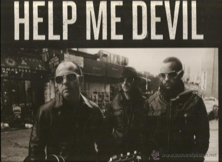 LP HELP ME DEVIL ( EX PUNK LOS BONZOS & LOS CLAVOS ) (Música - Discos - LP Vinilo - Grupos Españoles de los 90 a la actualidad)