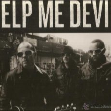 Discos de vinilo: LP HELP ME DEVIL ( EX PUNK LOS BONZOS & LOS CLAVOS ). Lote 46899958