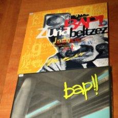 Discos de vinil: PACK 2 VINILOS DE BAP. Lote 46901168