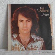 Discos de vinilo: NEIL DIAMOND-LP-MOODS-EDICION USA. Lote 46901270